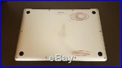 Apple MacBook Pro 15.4 A1398 Mid-2014 i7@2.2 Ghz 16GB RAM NO SSD I 12677WK