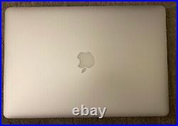 Apple MacBook Pro 15.4 MJLU2LL/A Mid-2015 2.8GHz i7 16GB RAM 512GB