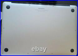 Apple MacBook Pro 15.4 inch Laptop (Mid 2015, Silver)