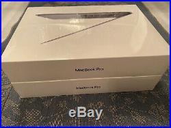 Apple MacBook Pro 15 8 Core i9 9th Gen 2.30 GHz 16GB 512GB Silver Mid 2019 Seal