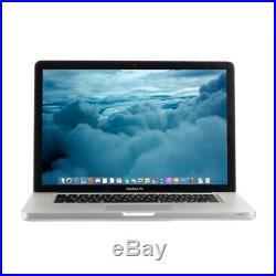 Apple MacBook Pro 15 A1286 MC371LL/A Mid 2010 Core i5 2.4GHz 4GB 320GB B
