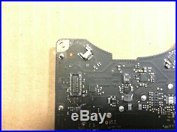 Apple MacBook Pro 15 A1286 i7 2.6GHz Logic Board 820-3330-B 661-6492 Mid 2012