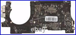 Apple MacBook Pro 15 A1398 Mid 2012 Logic Board w i7-3615QM 2.3GHz CPU 661-6481