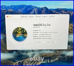 Apple MacBook Pro 15 A1398 Mid 2015 Intel Core i7 2.5GHz 16GB RAM 256GB SSD