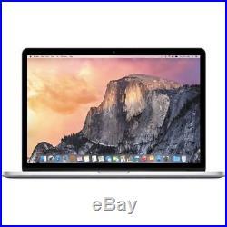 Apple MacBook Pro 15 A1398 Mid 2015 MJLU2LL/A i7 2.8GHz 16GB 512GB SSD B
