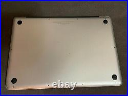 Apple MacBook Pro 15 Mid 2012 2.3 GHz Quad Core i7 16GB RAM 480 GB SSD Catalina