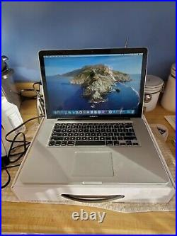 Apple MacBook Pro 15 Mid 2012 2.3GHz Quad-Core i7 8GB 500GB A1286 withcharger