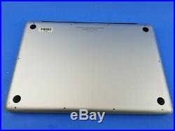 Apple MacBook Pro 15 Mid 2012 Core i7 2.3GHz 4GB RAM 500GB Catalina 279 cycle
