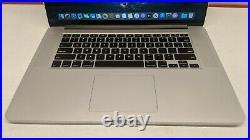 Apple MacBook Pro 15 Mid 2012 Core i7 2.3GHz 8GB RAM 256GB DG