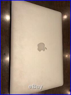 Apple MacBook Pro 15 Mid 2012 Laptop Intel I7 2.3ghz 16gb RAM 500gb SSD