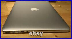 Apple MacBook Pro 15 Mid 2014 2.2Ghz i7 Retina 16GB RAM 1TB SSD FREE SHIPPING