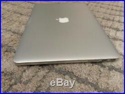 Apple MacBook Pro 15 Mid 2014 2.5 GHz Intel i7 512 SSD 16GB NVIDIA Graphics