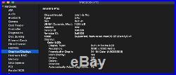 Apple MacBook Pro 15 Mid 2014 2015 2.5GHz i7 16GB 512GB 2018 OSx office