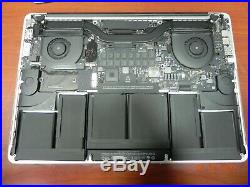 Apple MacBook Pro 15 Mid 2014 i7 Quad Core @ 2.8 GHz 16 GB RAM Cracked screen