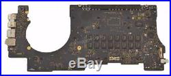 Apple MacBook Pro 15 Mid-2015 16GB Motherboard with i7 2.2Ghz CPU 661-02524