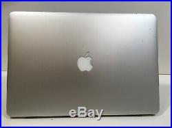 Apple MacBook Pro 15 Mid 2015 2.2 i7 16gb Ram 256gb SSD C Grade