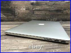 Apple MacBook Pro 15 Mid 2015 2.2GHz intel i7 16gb RAM 256gb SSD READ