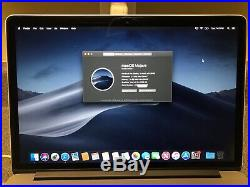 Apple MacBook Pro 15 Mid 2015 2.5ghz 16gb 512gb (With Extras)
