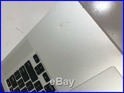 Apple MacBook Pro 15 Mid 2015 intel core i7 2.8GHZ 16GB Ram 1TB SSD Dual GFX