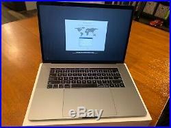 Apple MacBook Pro 15 Mid 2019 Core i9 8-core 2.3 GHz CPU 16GB Memory 512GB SSD