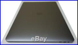Apple MacBook Pro 15 Mid 2019 Touch Bar i7-9750H 16GB 256GB RADEON PRO 555X 4GB