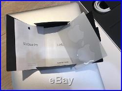 Apple MacBook Pro 15 Retina / 2.2GHz i7+16GB RAM / 256GB SSD Mid 2014