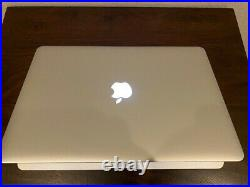 Apple MacBook Pro 15 Retina Laptop 11,5 (Mid 2015) i7 2.8GHZ 16GB 512GB SSD