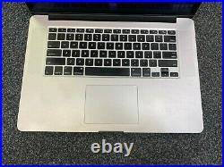 Apple MacBook Pro 15 Retina (Mid 2012) i7 2.6GHz 8GB 512GB LCD DAMAGE