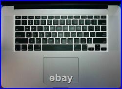 Apple MacBook Pro 15 Retina (Mid 2015) Intel i7 16GB RAM 128GB SSD