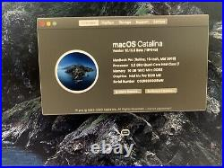 Apple MacBook Pro 15 Retina mid 2015 A1398 (i7/16GB RAM/256GB) CRACKED SCREEN