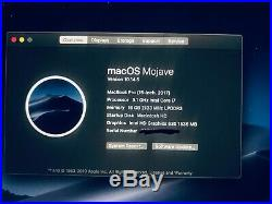 Apple MacBook Pro 15 Touchbar Space Gray MAXED /Mid 2017/1TB SSD/3.1 GHz i7/560