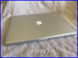 Apple MacBook Pro (15-inch, Mid 2009) 2.8GHz Intel Core 2 Duo 1TB HDD 8GB RAM