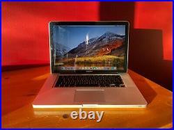 Apple MacBook Pro (15-inch, Mid 2010) 2.66 i7 8GB RAM 1TB SSD