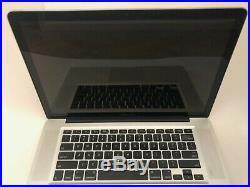 Apple MacBook Pro 15 inch (Mid 2012)