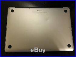 Apple MacBook Pro 15-inch Mid 2012 RETINA (2.3 GHz Core i7 8GB 251GB SSD)