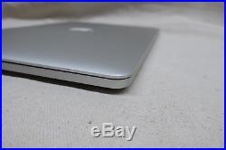 Apple MacBook Pro (15-inch Mid 2012 Retina) 2.3 GHz Intel core i7 250GB SSD 8GB