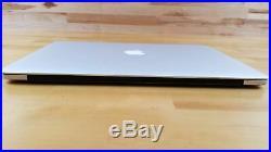 Apple MacBook Pro (15-inch Mid 2012 Retina) 2.6 GHz Intel core i7 768GB SSD 16GB