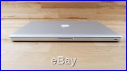 Apple MacBook Pro (15-inch Mid 2012 Unibody) 2.3 GHz Intel core i7 750GB HDD 8GB