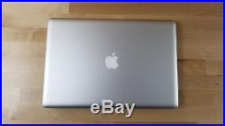 Apple MacBook Pro (15-inch Mid 2012 Unibody) 2 6 GHz Intel
