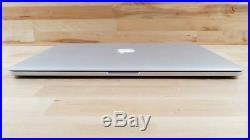 Apple MacBook Pro (15-inch Mid 2015) 2.5 GHz Intel core i7 256GB SSD 16GB RAM