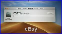 Apple MacBook Pro (15-inch Mid 2015) 2.8 GHz Intel core i7 512GB SSD 16GB RAM
