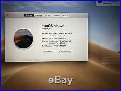 Apple MacBook Pro (15-inch Mid 2015) Intel core i7 512GB SSD 16GB RAM Radeon R9