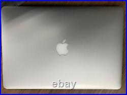 Apple MacBook Pro 15 inch Mid-2015 i7 2.8 GHz, 16GB RAM, 1TB