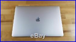 Apple MacBook Pro (15-inch Mid 2017) 2.9 GHz Intel core i7 1TB SSD 16GB RAM