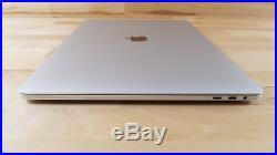 Apple MacBook Pro (15-inch Mid 2017) 2.9 GHz Intel core i7 512GB SSD 16GB RAM
