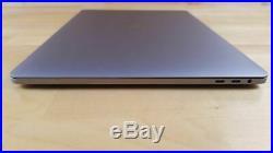 Apple MacBook Pro (15-inch Mid 2017) 3.1 GHz Intel core i7 512GB SSD 16GB RAM