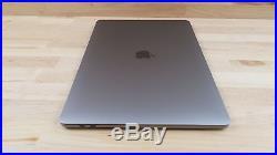 Apple MacBook Pro (15-inch Mid 2018) 2.2 GHz Intel core i7 256GB SSD 16GB RAM
