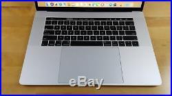 Apple MacBook Pro (15-inch, Mid 2018) 2.2 GHz intel core i7 256GB SSD 16GB RAM
