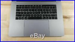 Apple MacBook Pro (15-inch Mid 2018) 2.9 GHz Intel core i9 2TB SSD 32GB RAM