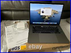 Apple MacBook Pro (15-inch Mid 2018) 2.9 GHz i9 1TB SSD 32GB RAM 1Y-AppleCare+